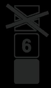 Предел по количеству ярусов на штабеле