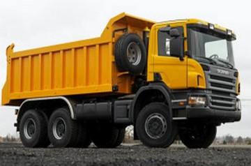 Перевозки различных сыпучих грузов автомобильным транспортом
