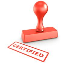 О системе сертификации ГОСТ Р