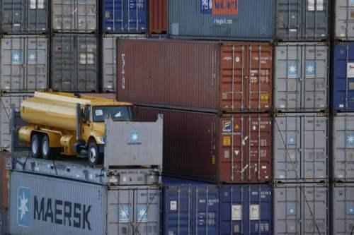 Различные подходы к загрузке морских контейнеров