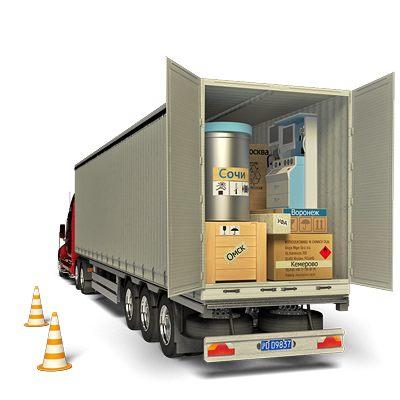 Отправка сборных грузов из Америки