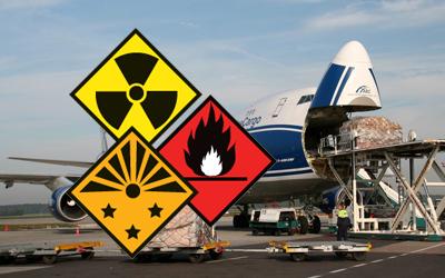 Особенности авиаперевозки опасных грузов