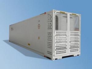 Морские перевозки грузов в контейнерах специального типа