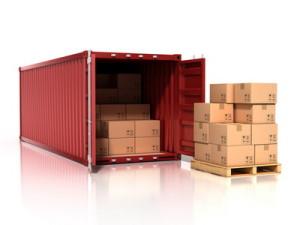 Методы загрузки контейнеров при международных морских перевозках грузов