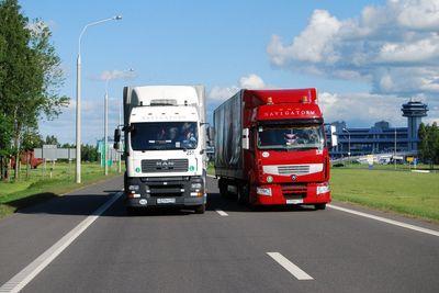 Особенности международной автоперевозки крупногабаритных и тяжеловесных грузов