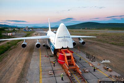 Международные авиаперевозки уникальных и специальных грузов