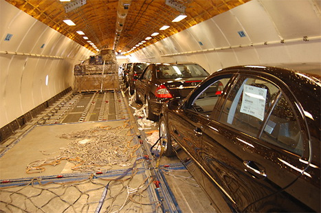 Нестандартные факторы влияния при грузовых авиаперевозках