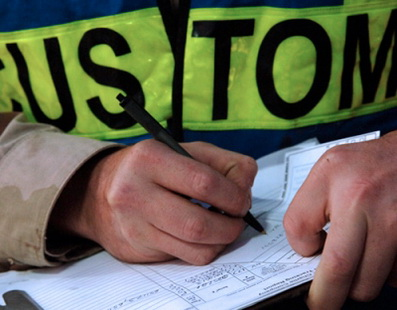 Основные задачи, решаемые при организации таможенной очистки грузов