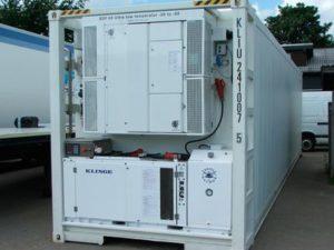 Технические средства для организации автомобильных грузоперевозок с поддержанием температурного режима