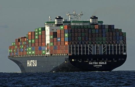 От чего зависит скорость перевозки морским транспортом