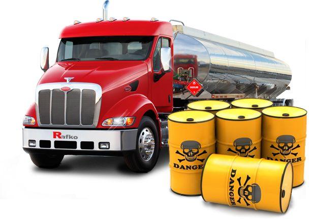 Автомобильные грузоперевозки для специальных и опасных грузов