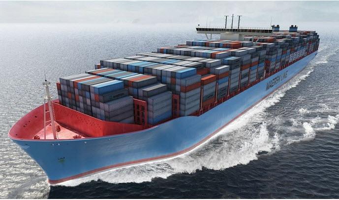 Специализированные суда для морской перевозки грузов в контейнерах